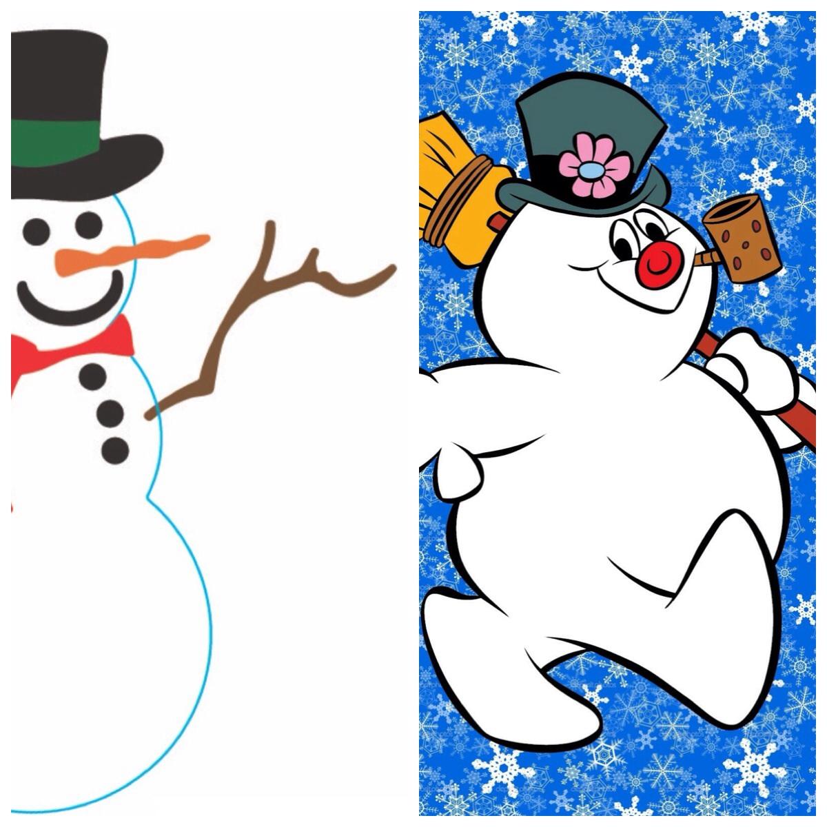 Just Snowman Arms it's a snowman's arm!