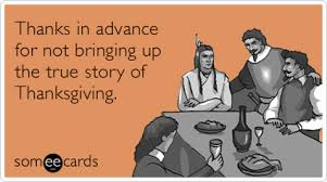 true thanksgiving